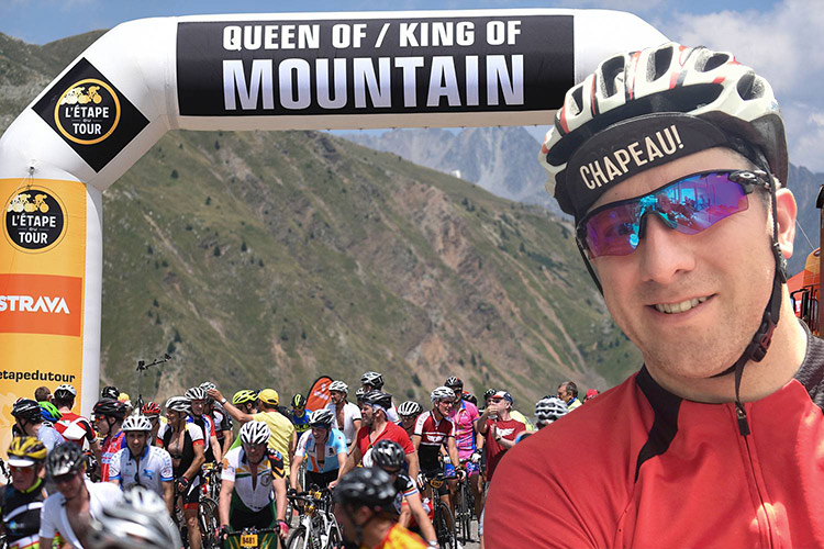 Rob Sturgess King of the Mountains