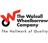 the walsall wheelbarrow company logo