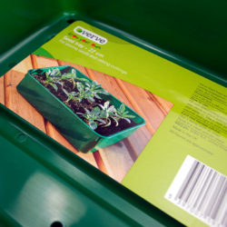 Verve Grow your own seed tray 22 cm