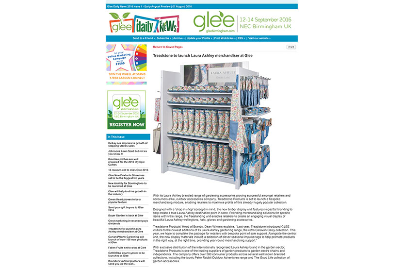 Treadstone coverage – GLEE Daily News