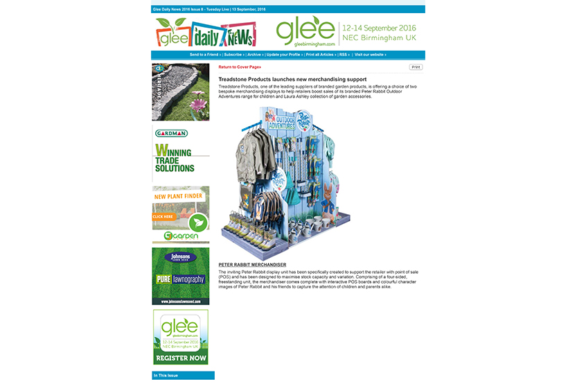 Treadstone coverage GLEE Daily News