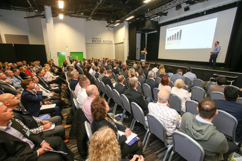 BHETA forum at the Ricoh Arena on April 21st
