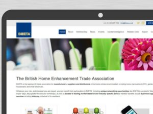 Michèle leads new website for BHETA