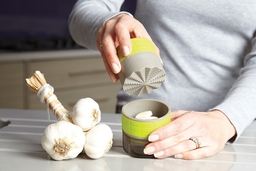 Creative Products garlic mill