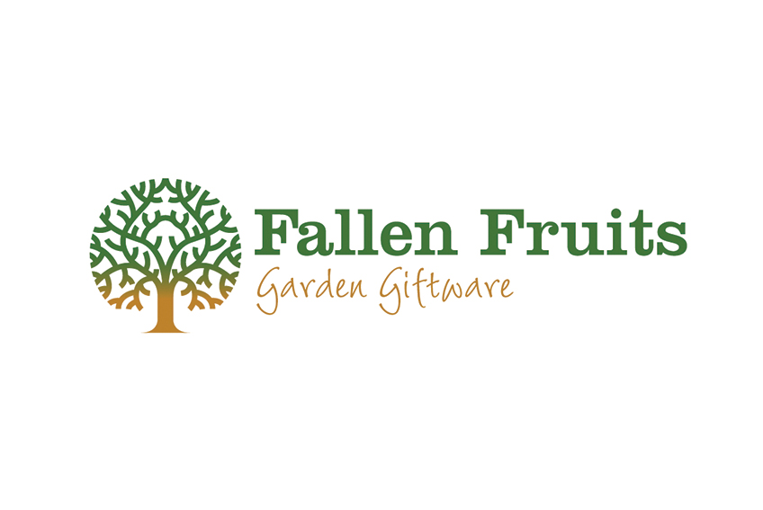Fallen Fruits Garden Giftware logo
