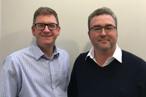 GDPR experts Andrew and Paul from Connecting Element