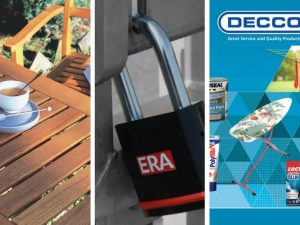 Welcome to our new clients: ERA OEM, Decco and Liberon!
