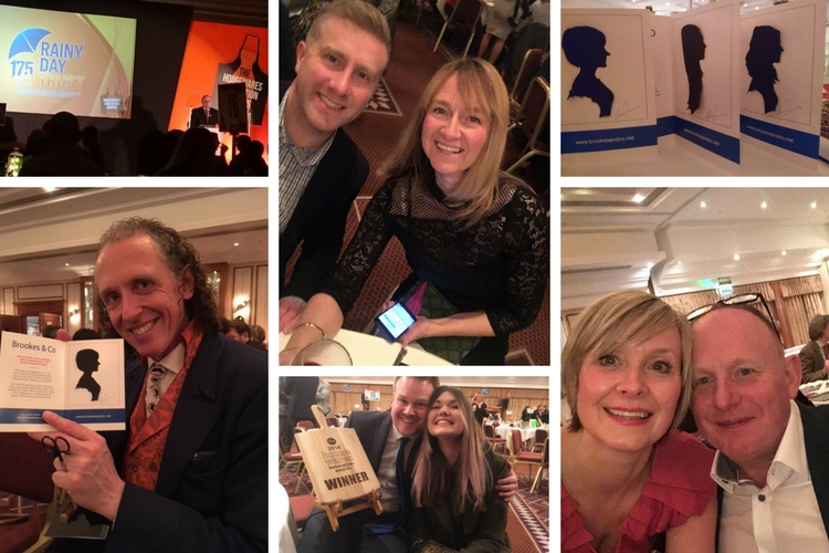 Brookes & Co team at the Housewares Innovation Awards