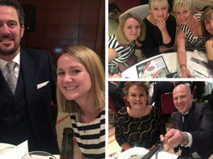Ladies who lunch! Brookes & Co at the DIY Week Awards
