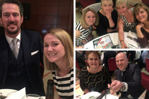 Brookes & Co at the DIY Week Awards