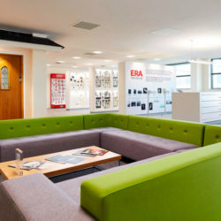 ERA new HQ customer suite