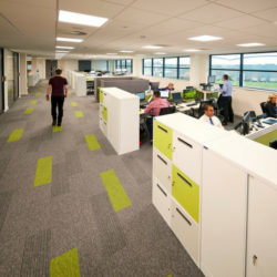 ERA new HQ office