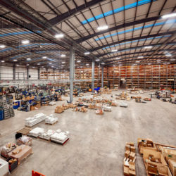 ERA new HQ warehouse and assembly