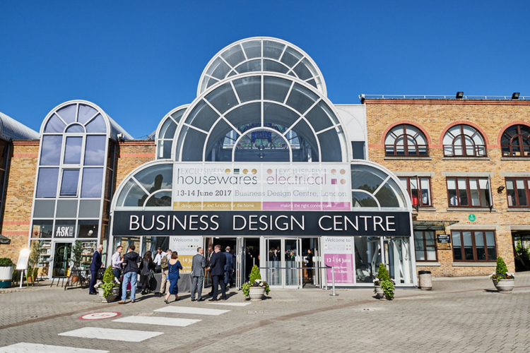 Exclusively Housewares show at the Business Design Centre in London