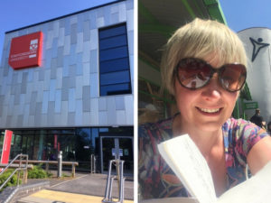 Sam supports next generation of marketeers as Associate Lecturer at Staffordshire University