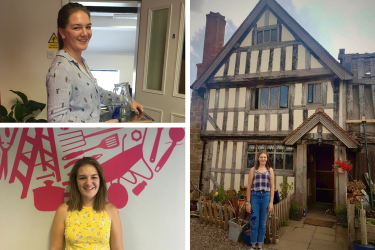 Alice Briers work experience at Brookes & Co