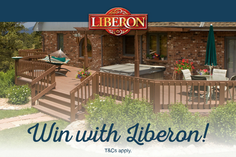 Win With Liberon competition