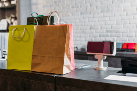 shopping bags retail trends