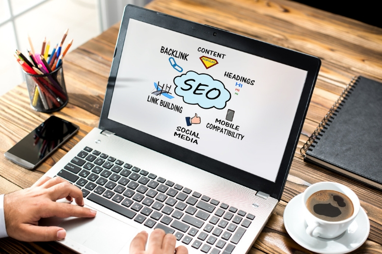SEO and local links