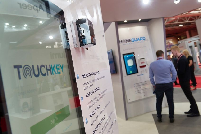 ERA TouchKey at FiT show 2019