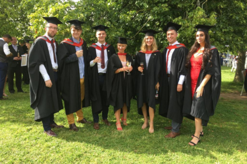 Staffordshire University 2019 Cohort