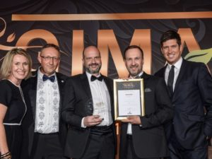 Treadstone scoops two GIMA awards