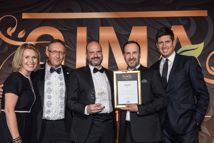 Treadstone at the GIMA Awards 2019