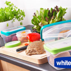 Whitefurze Seal Tight Lunchboxes