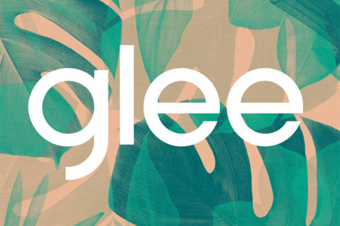 Glee Exhibition 2019 logo