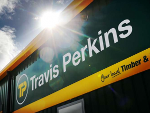 The nation's tradespeople are feeling resilient according to Travis Perkins